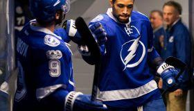 Ottawa Senators v Tampa Bay Lightning