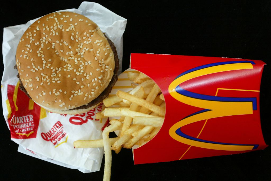 McDonald's Asks Meat Suppliers To Alter Use Of Antibiotics