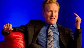 Conan O'Brien In Boston