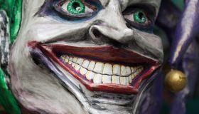 Inside The Carnival Of Viareggio 2017 - The Joker