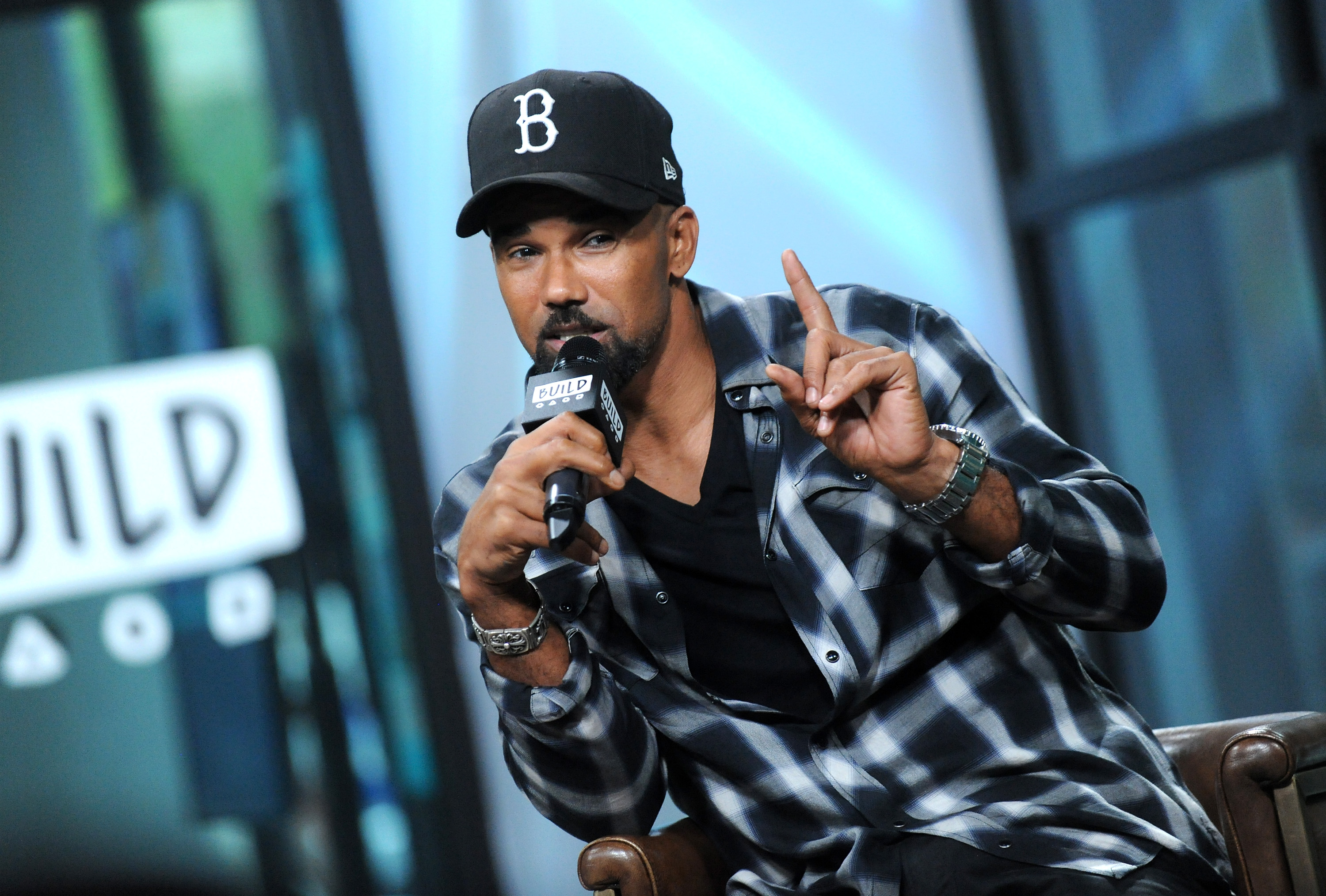Build Presents Shemar Moore Discussing 'S.W.A.T.'