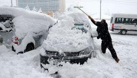 Winter in Turkey's Bitlis