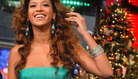 Beyonce, Bow Wow, Chris Brown and Fall Out Boy Visit MTV's 'TRL' - December 19, 2006