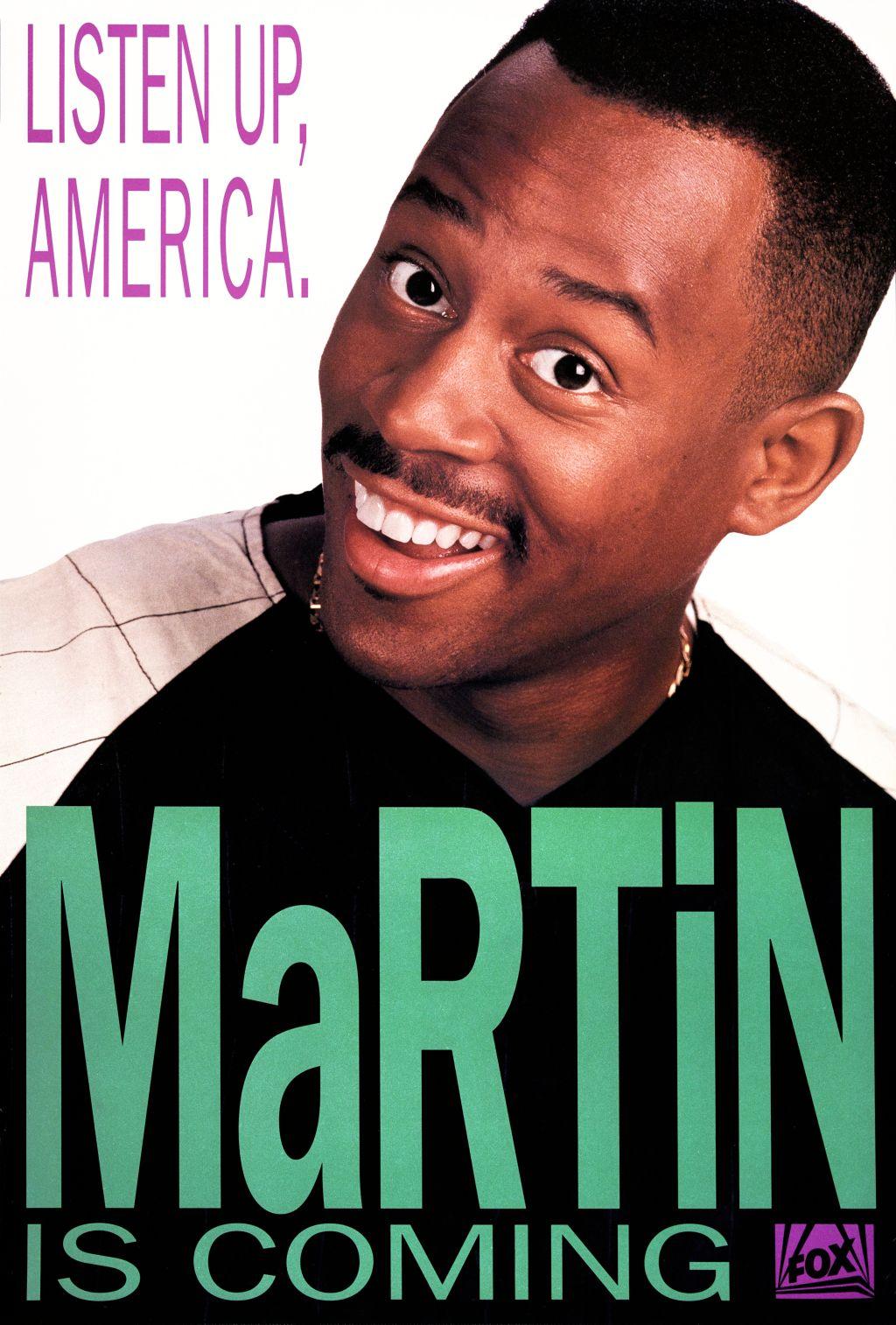 Poster For 'Martin'