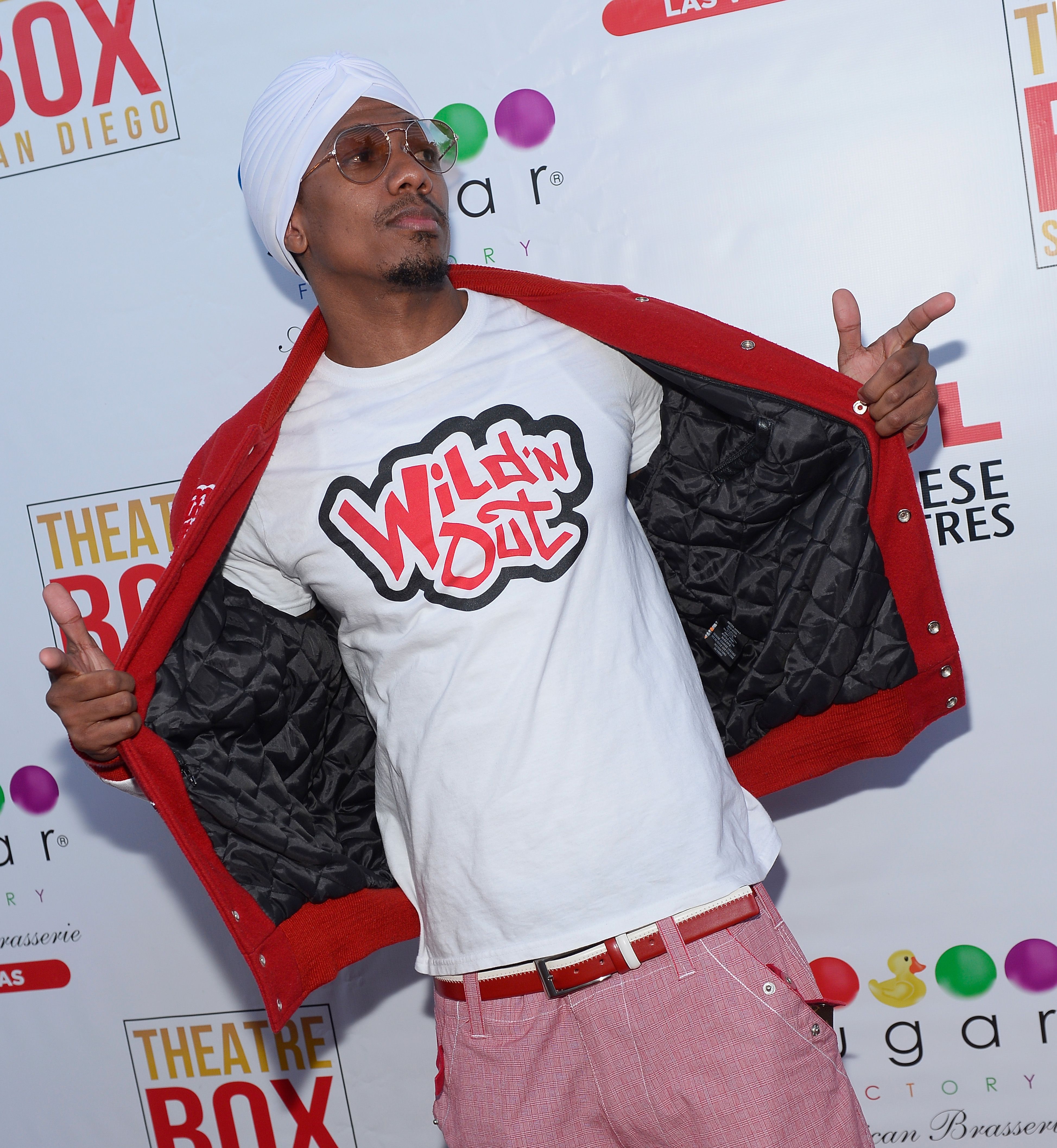 Theatre Box Presents Collaboration Of The Famed Sugar Factory American Brasserie, Hollywood's Famous TCL Chinese Theatre And Nick Cannon's Wild' N Out Sports Bar And Arcade At Sugar Factory Las Vegas