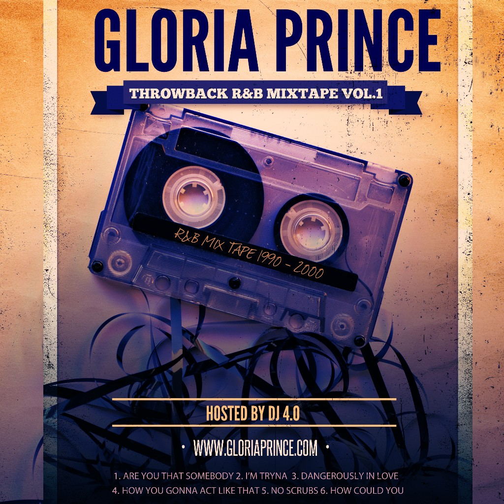 Gloria Prince Throwback Mixtape Vol. 1