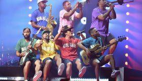 Bruno Mars: 24K Magic World Tour - Madison Square Garden