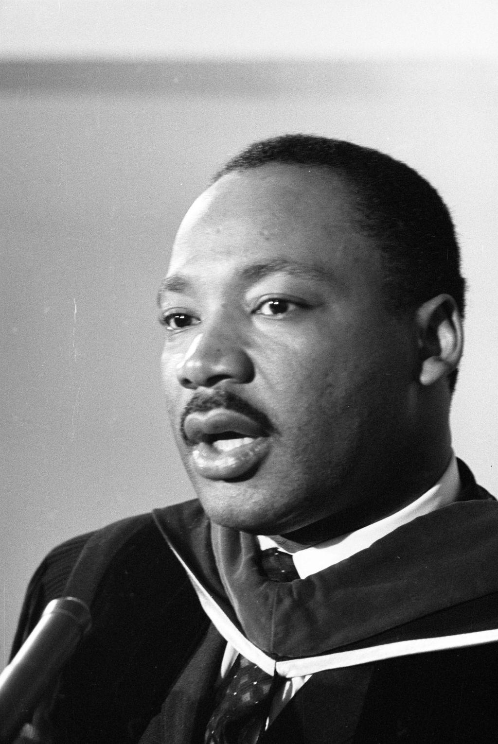 Rev Martin Luther King, Jr