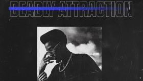 "Adrian Daniel ""Deadly Attraction"" single artwork"