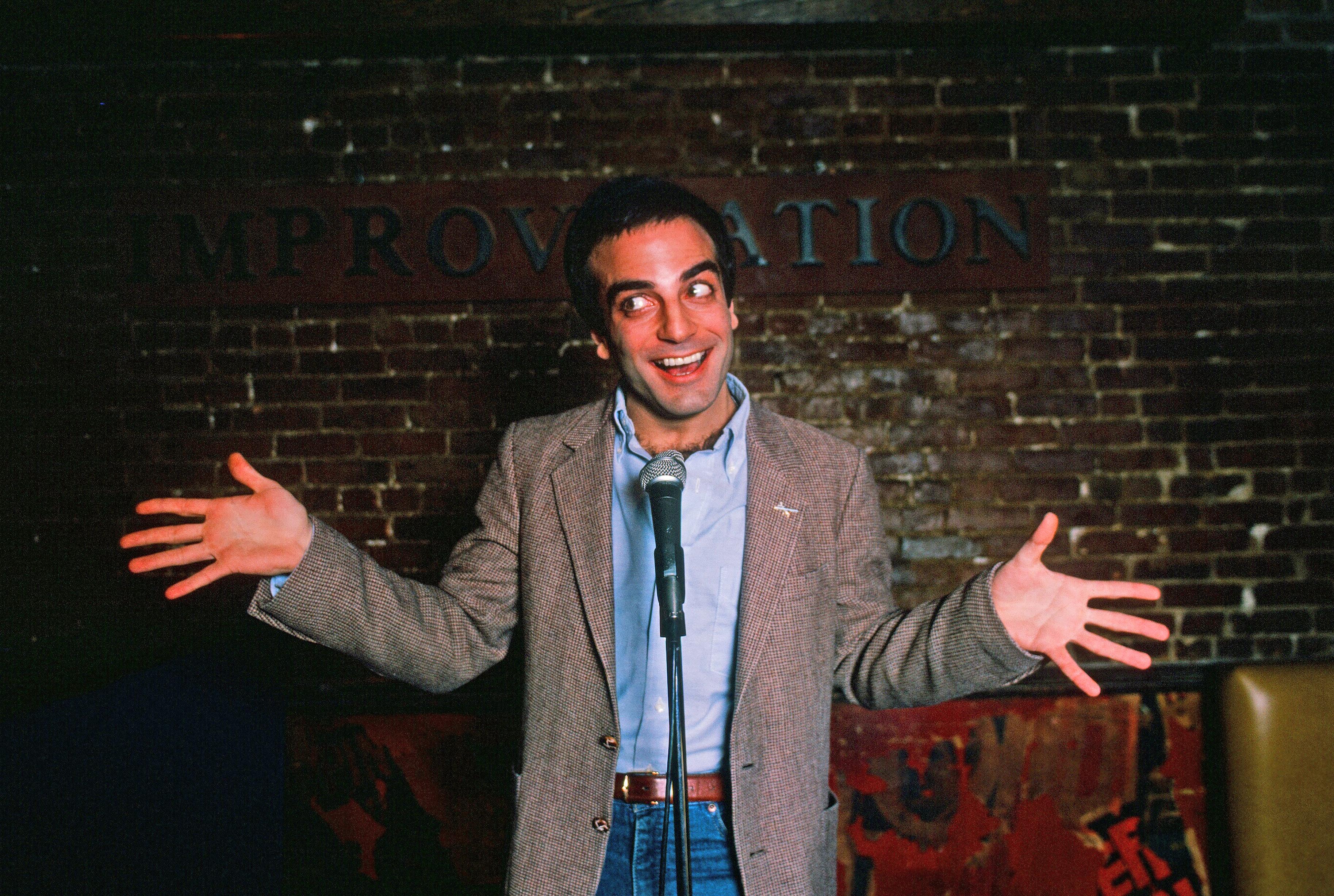 Ron Darian At The Improv