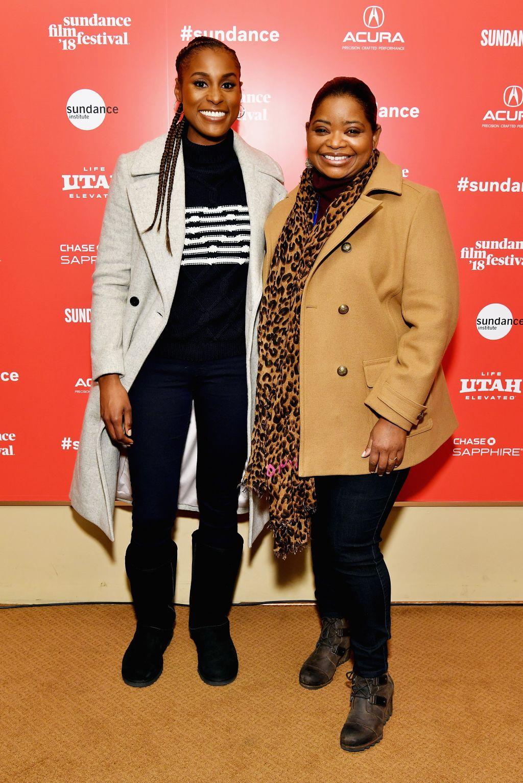 2018 Sundance Film Festival - Power Of Story Panel: Culture Shift