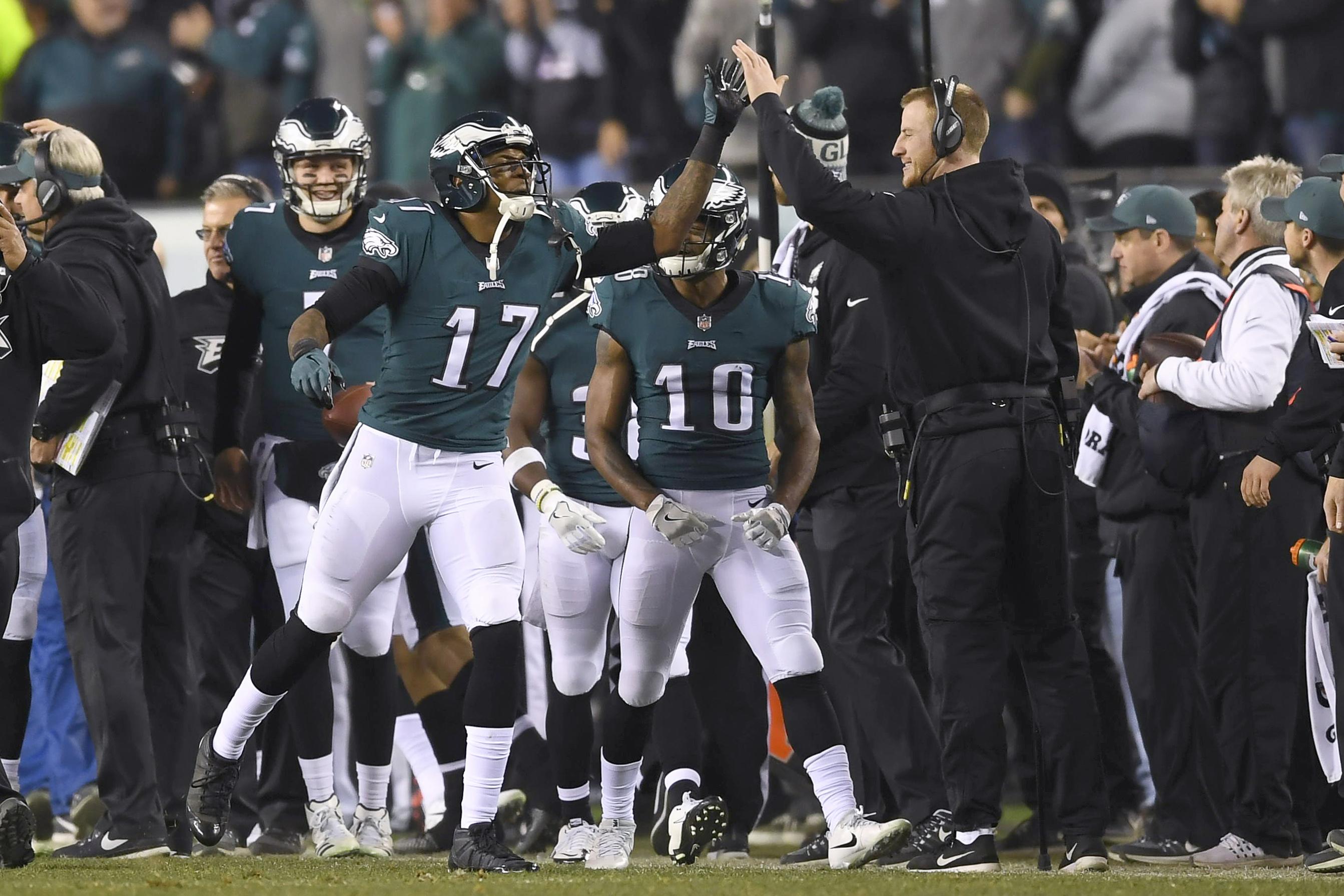 NFL: JAN 21 NFC Championship Game - Vikings at Eagles