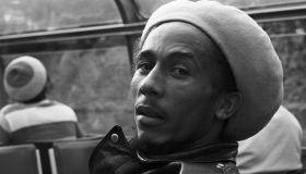 Bob Marley In Amsterdam