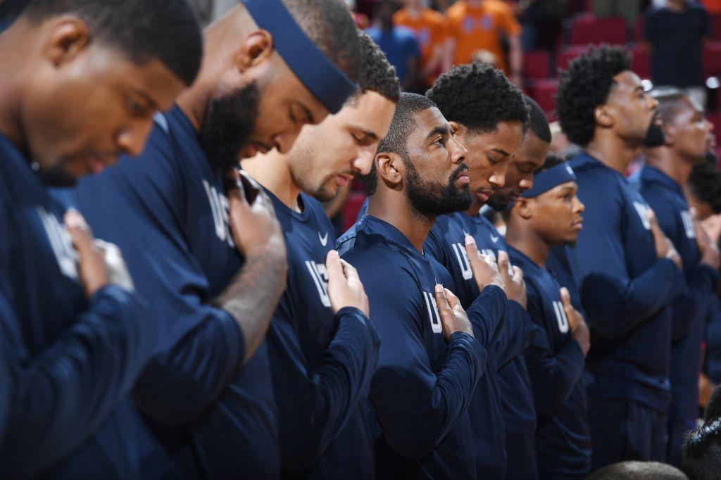 Nigeria v United States - USA Basketball Showcase
