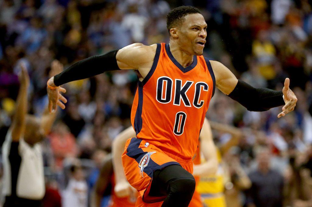 Oklahoma City Thunder v Denver Nuggets