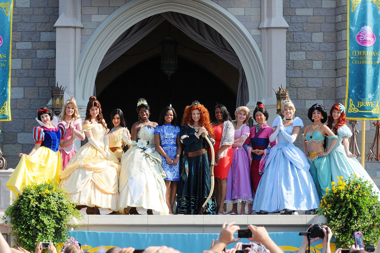 Merida's Royal Celebration