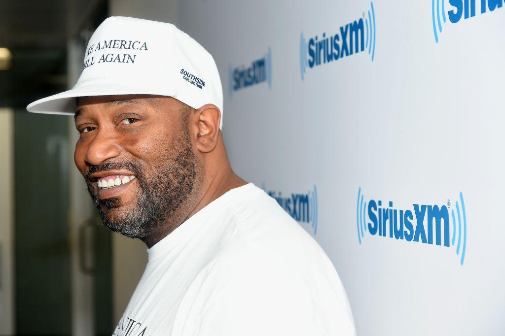 Celebrities Visit SiriusXM - August 10, 2017
