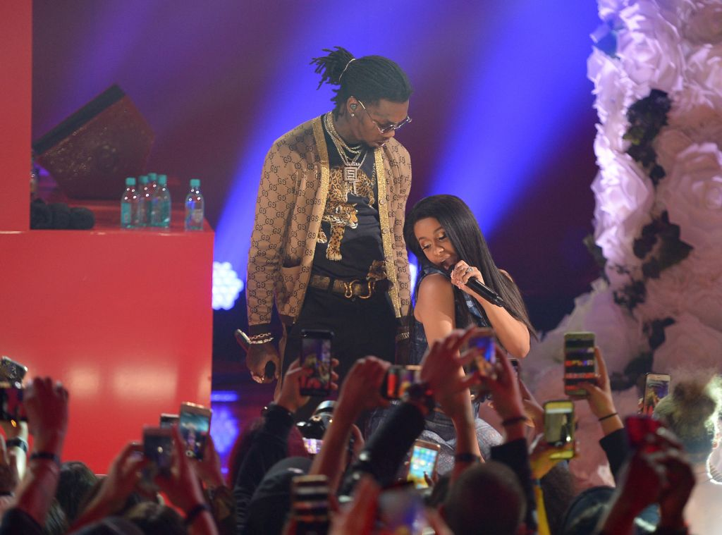iHeartRadio Album Release Party With Migos Presented By MAGNUM Large Size Condoms