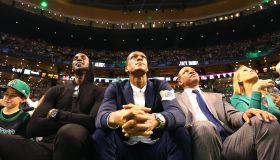 Cleveland Cavaliers v Boston Celtics