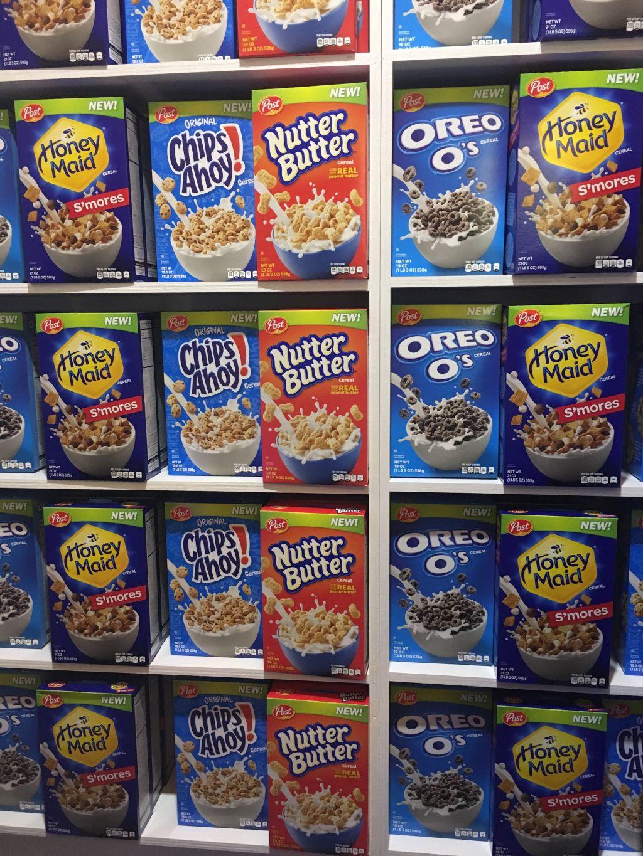 Post Consumer Brands New Cereals