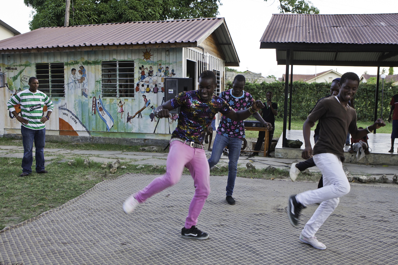 Kenya - Wema Centre - Street Children