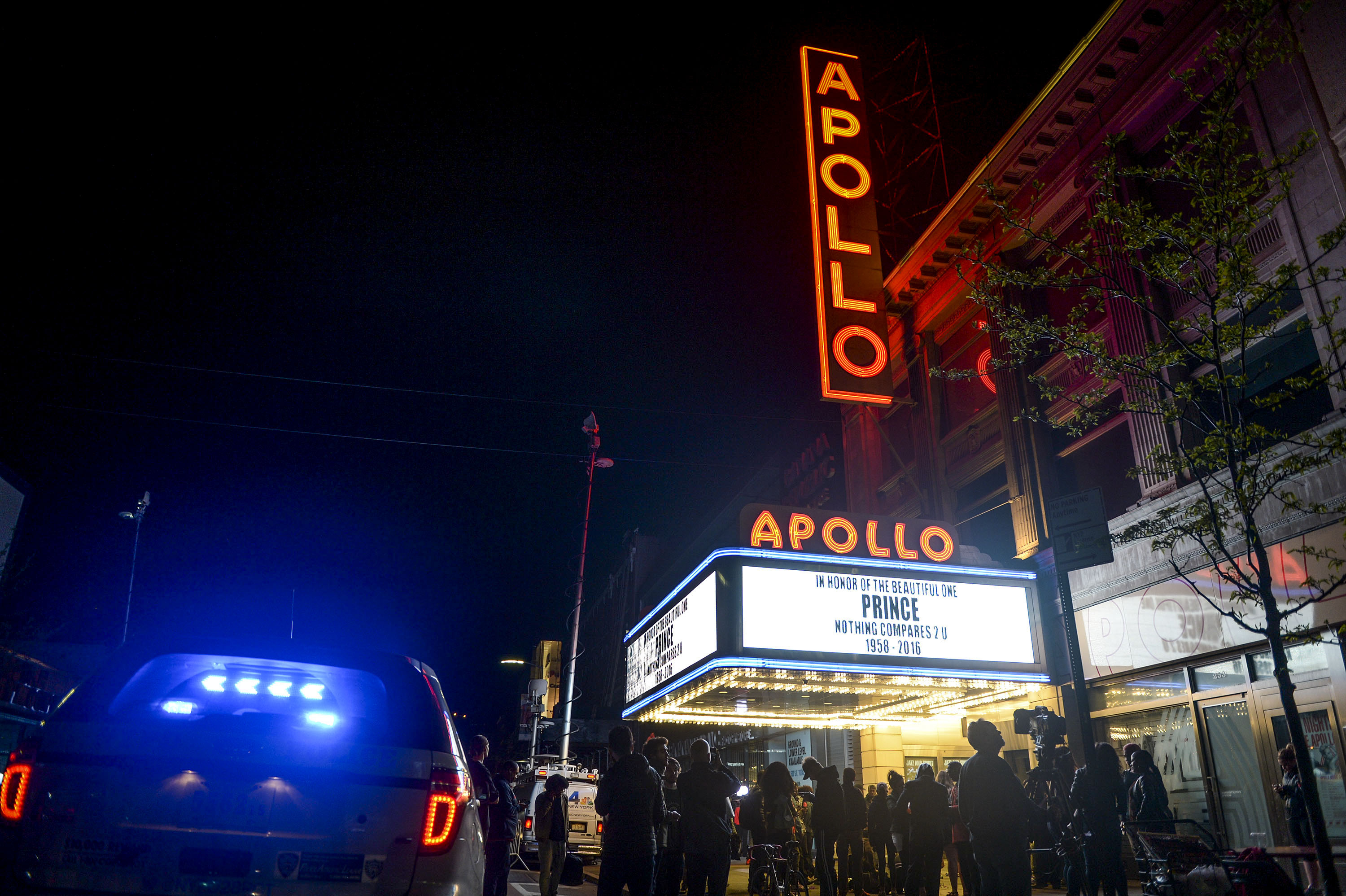 Rock Legend Prince Remembered At The Apollo Theater