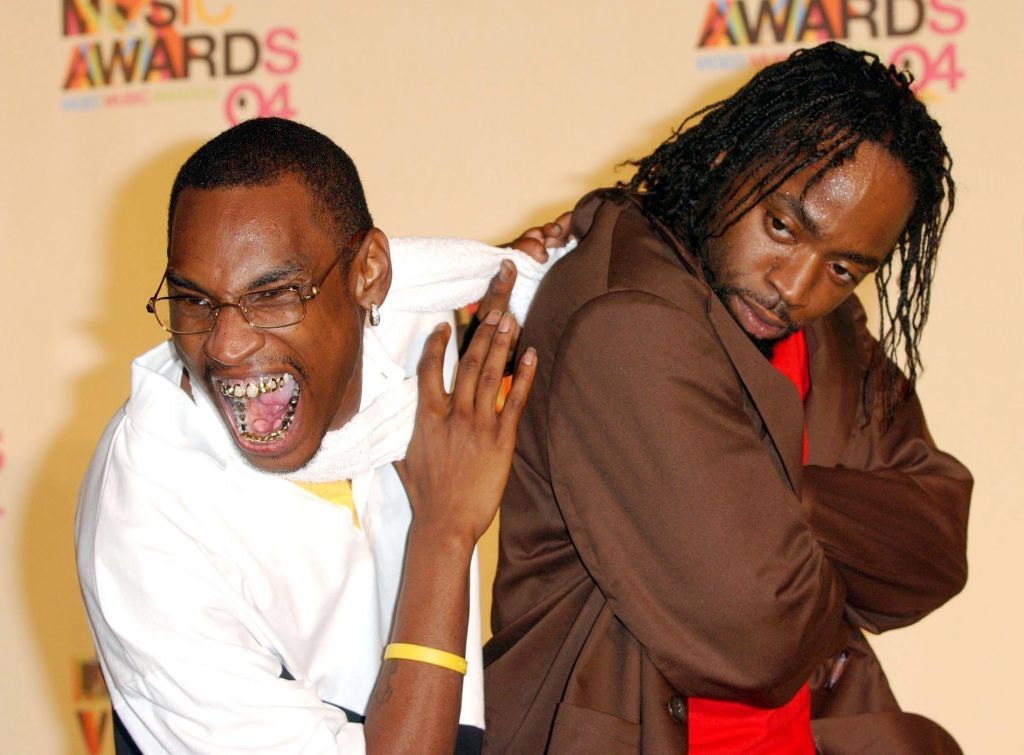 The Ying Yang Twins - MTV Video Music Awards