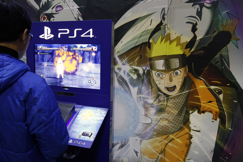 Paris Manga & Sci-Fi Show : Day One At Porte de Versailles