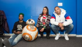 BB-8 Visits 'The Elvis Duran Z100 Morning Show' and iHeart Radio