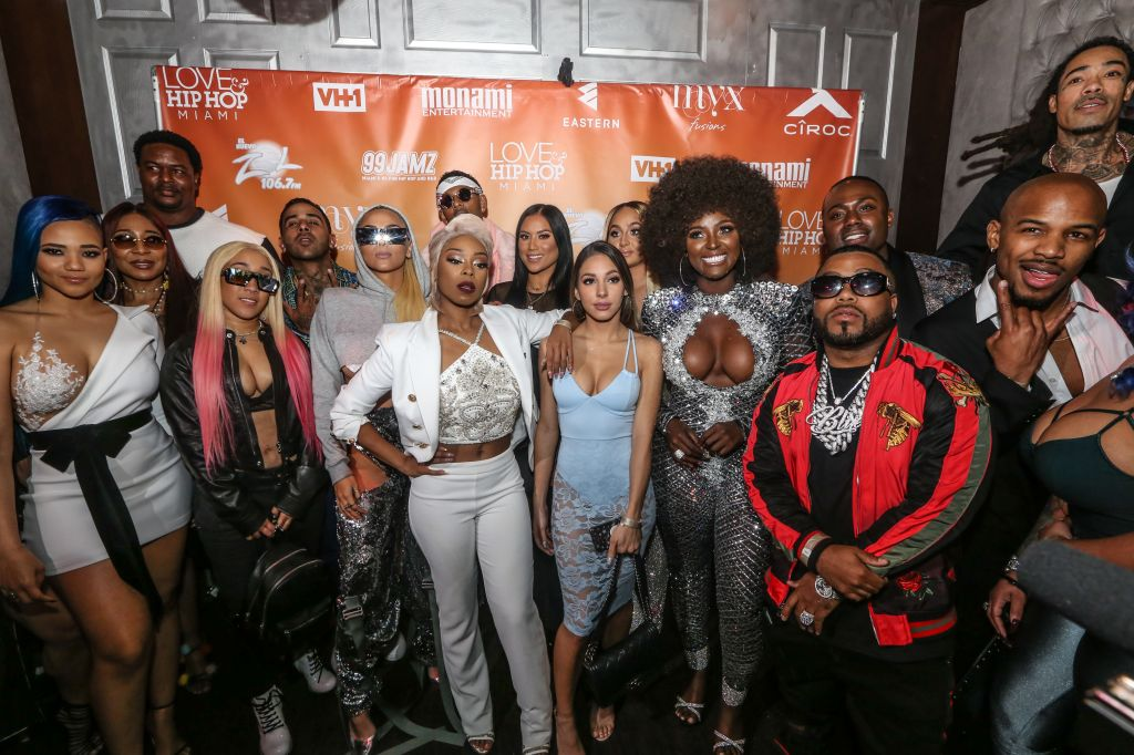 'Love And Hip Hop' Miami Screening