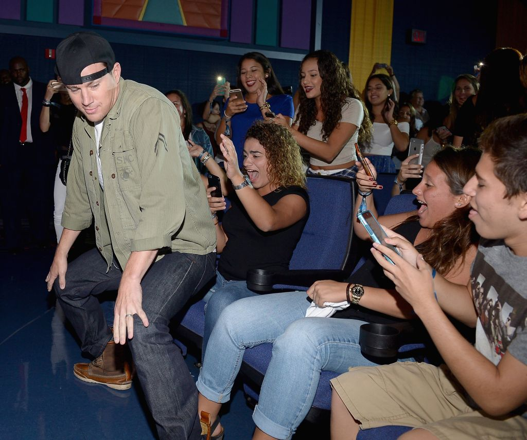 'Magic Mike XXL' Cast Surprise Audience at Screening