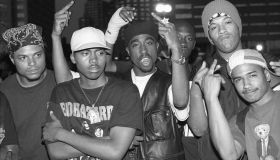 Tupac Shakur At Club Amazon