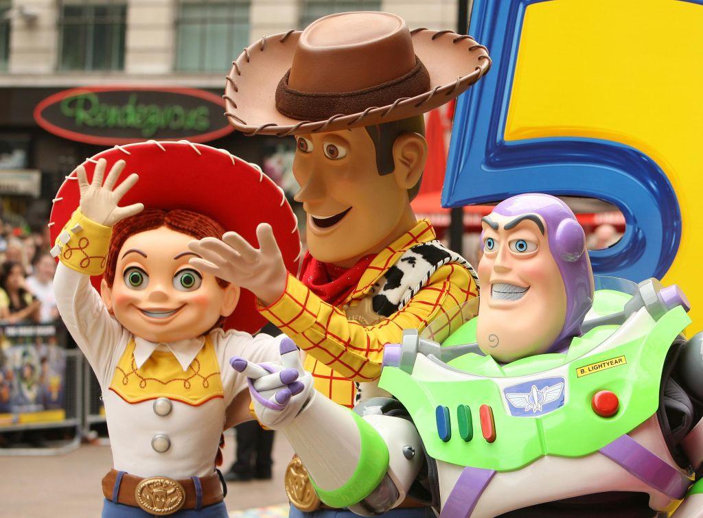 Toy Story 3 premiere - London
