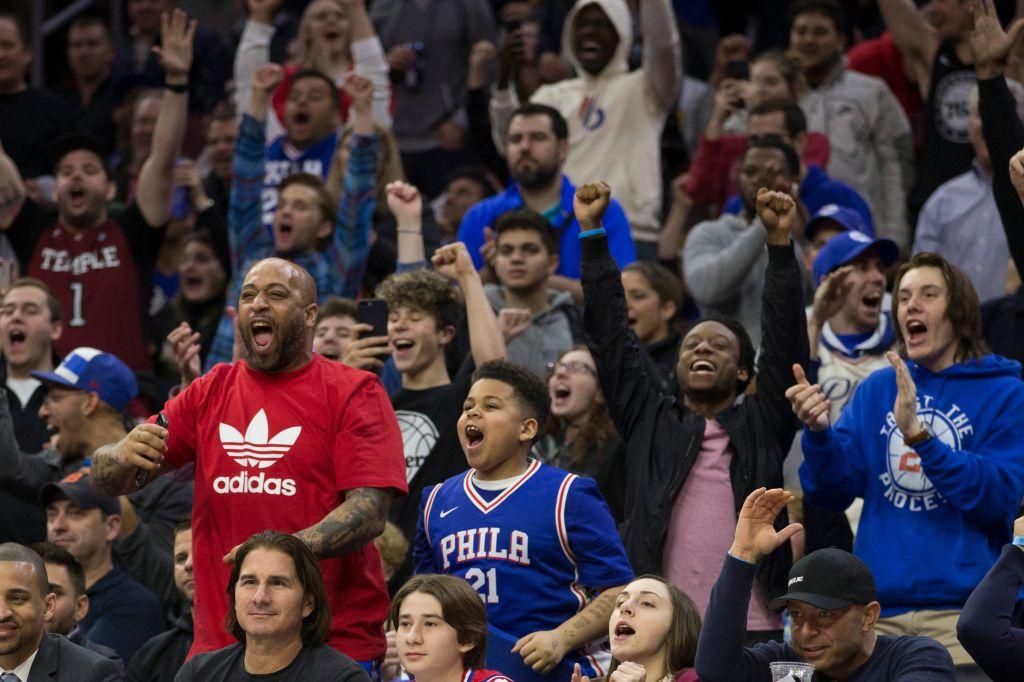 Denver Nuggets v Philadelphia 76ers