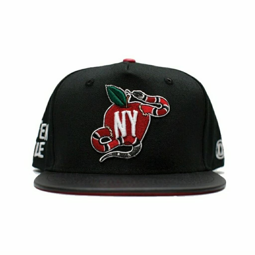 NY Rotten Apple hats