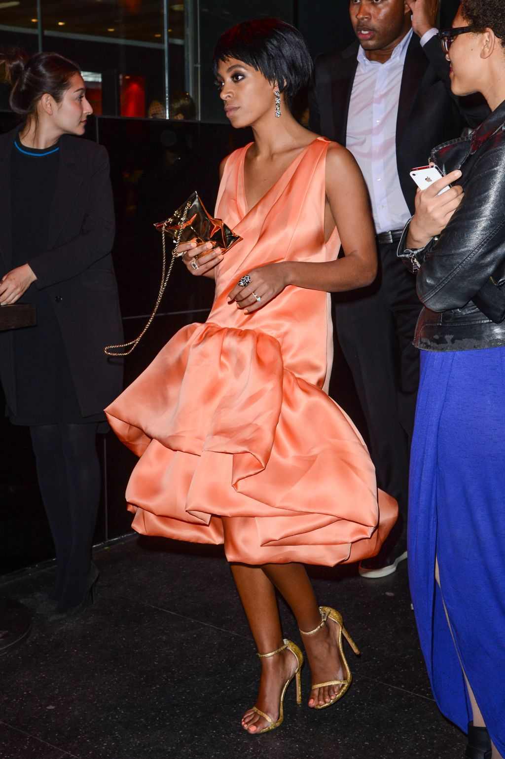 'Charles James: Beyond Fashion' Costume Institute Gala - After Party