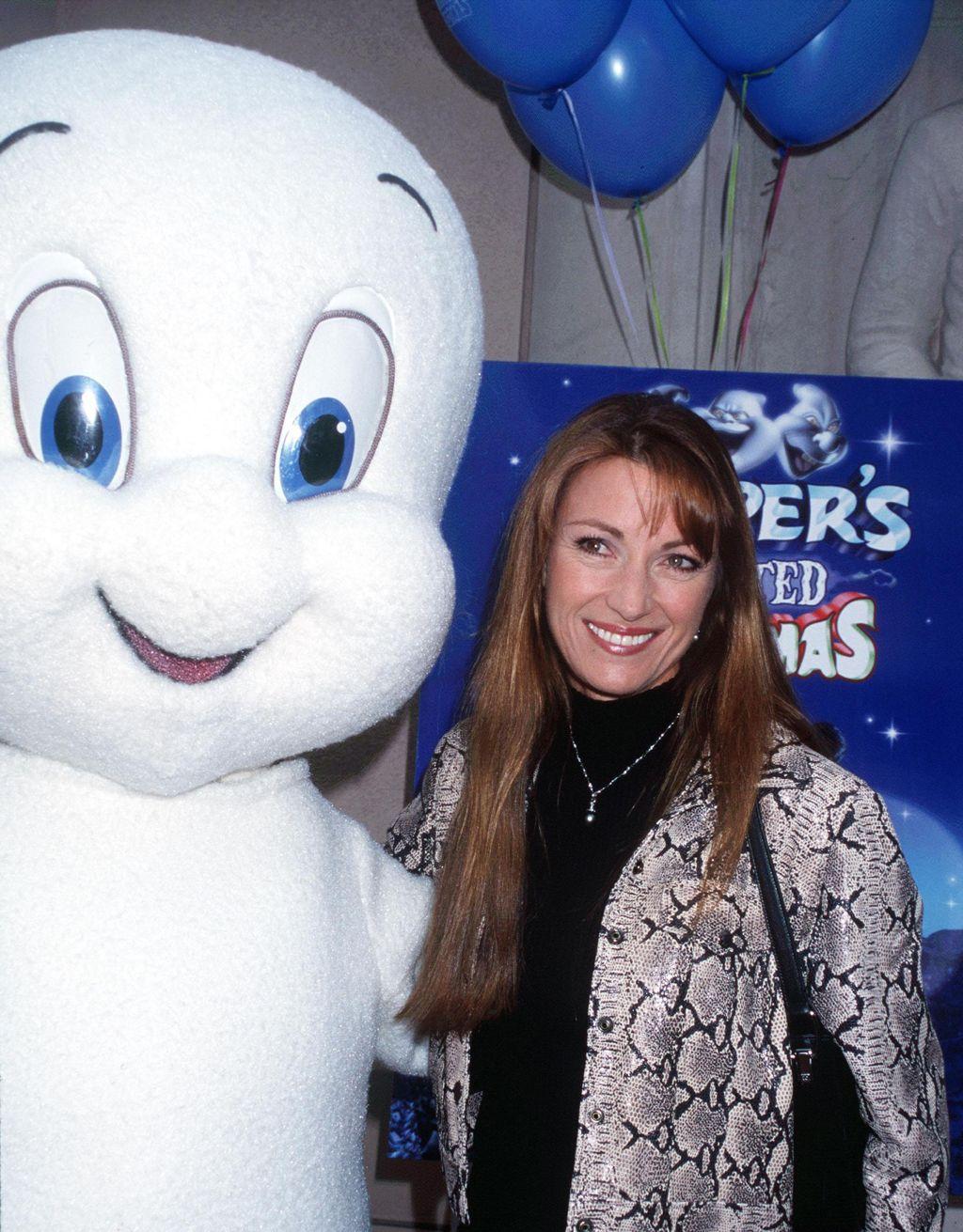 Casper's Haunted Christmas Premiere