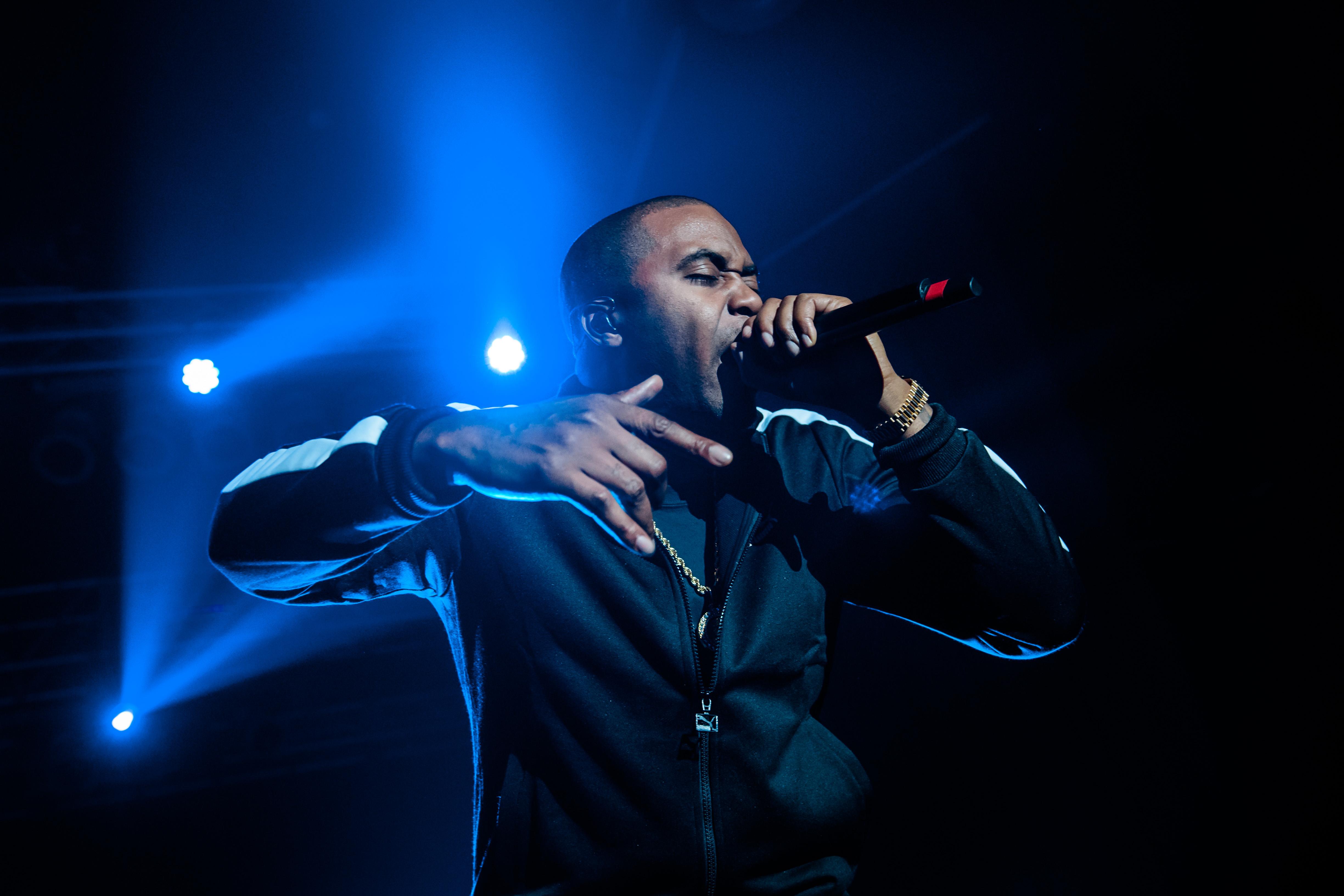 Nas Performs In Berlin