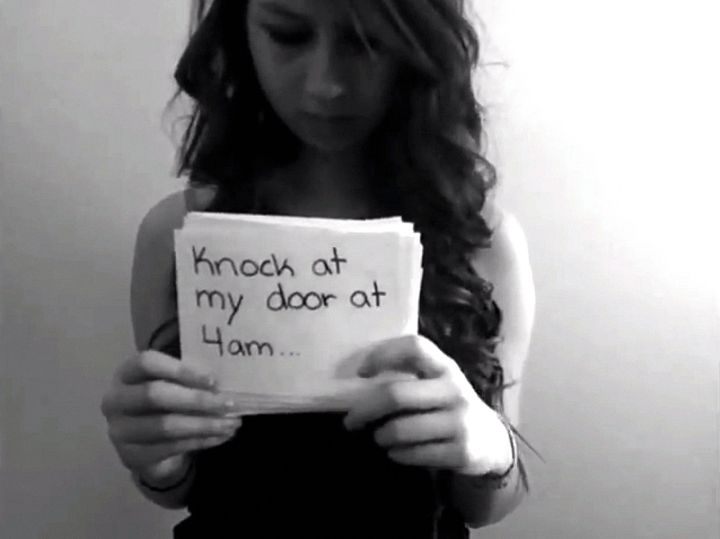 4. 15-year-old Vancouver teen, Amanda Todd commits suicide after being cyber-bullied. Photo courtesy of Facebook.