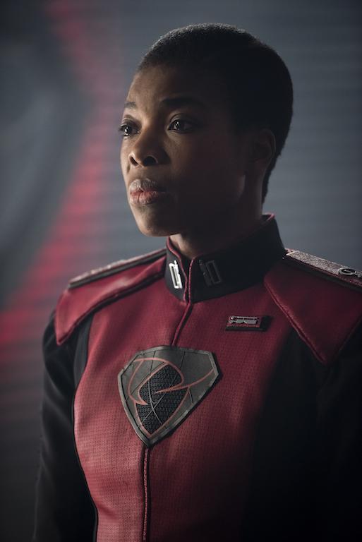Ann Ogbomo, Krypton, Series