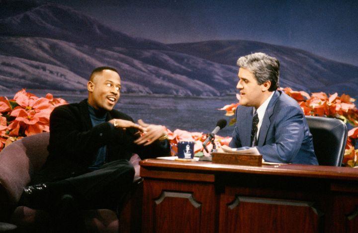 The Tonight Show with Jay Leno - Season 1