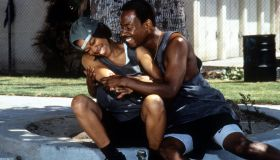 Regina King And Martin Lawrence In 'A Thin Line Between Love and Hate'