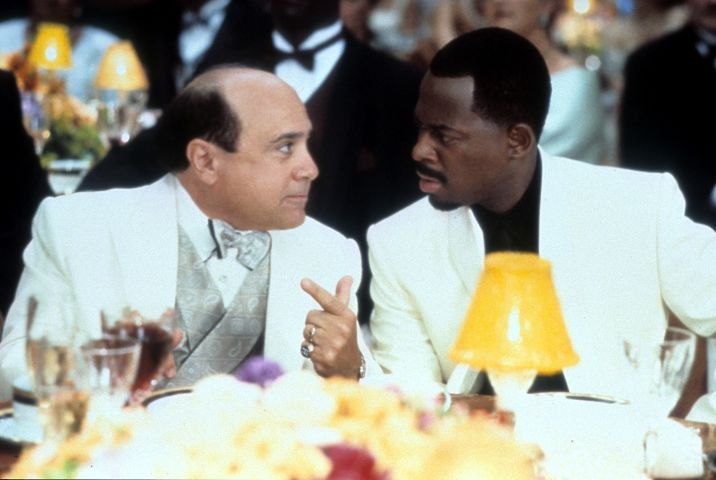 Danny DeVito And Martin Lawrence In 'What's The Worst That Could Happen?'