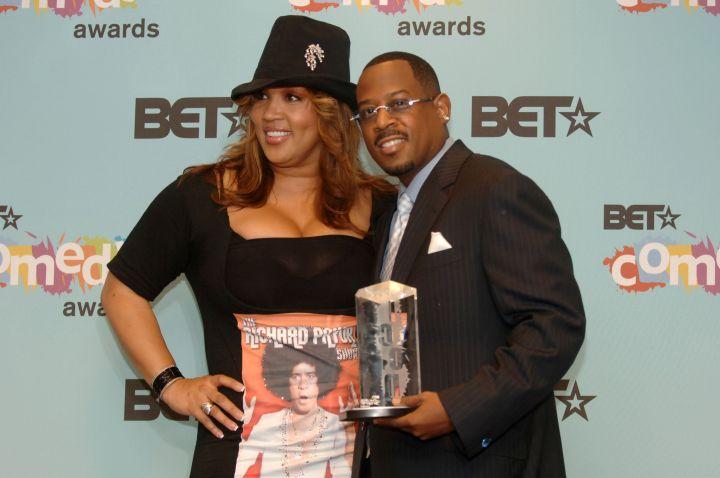 2005 BET Comedy Awards - Press Room