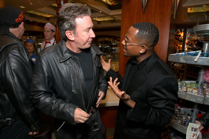 The Los Angeles Premiere of Touchstone Pictures' 'Wild Hogs'