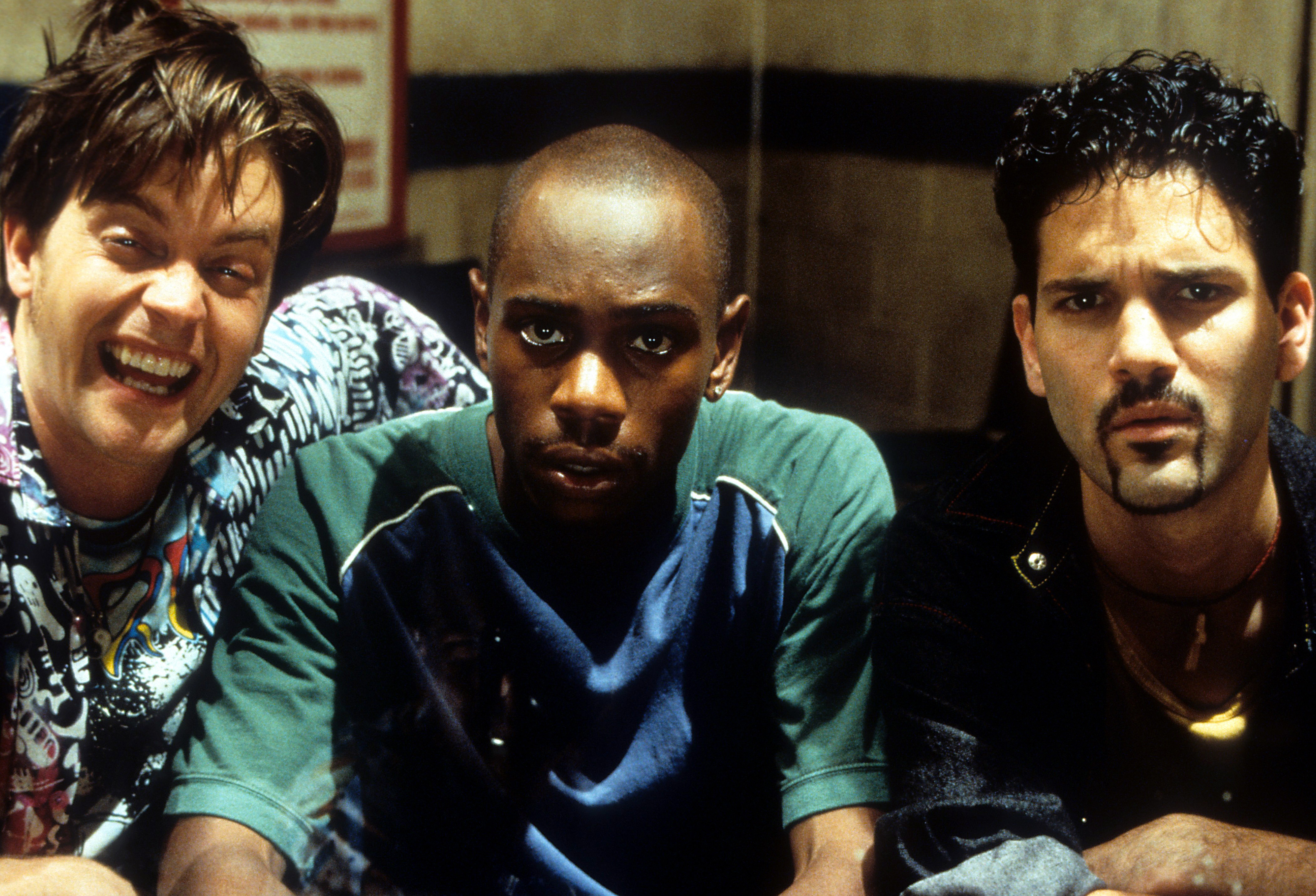 Dave Chappelle And Guillermo Díaz In 'Half Baked'