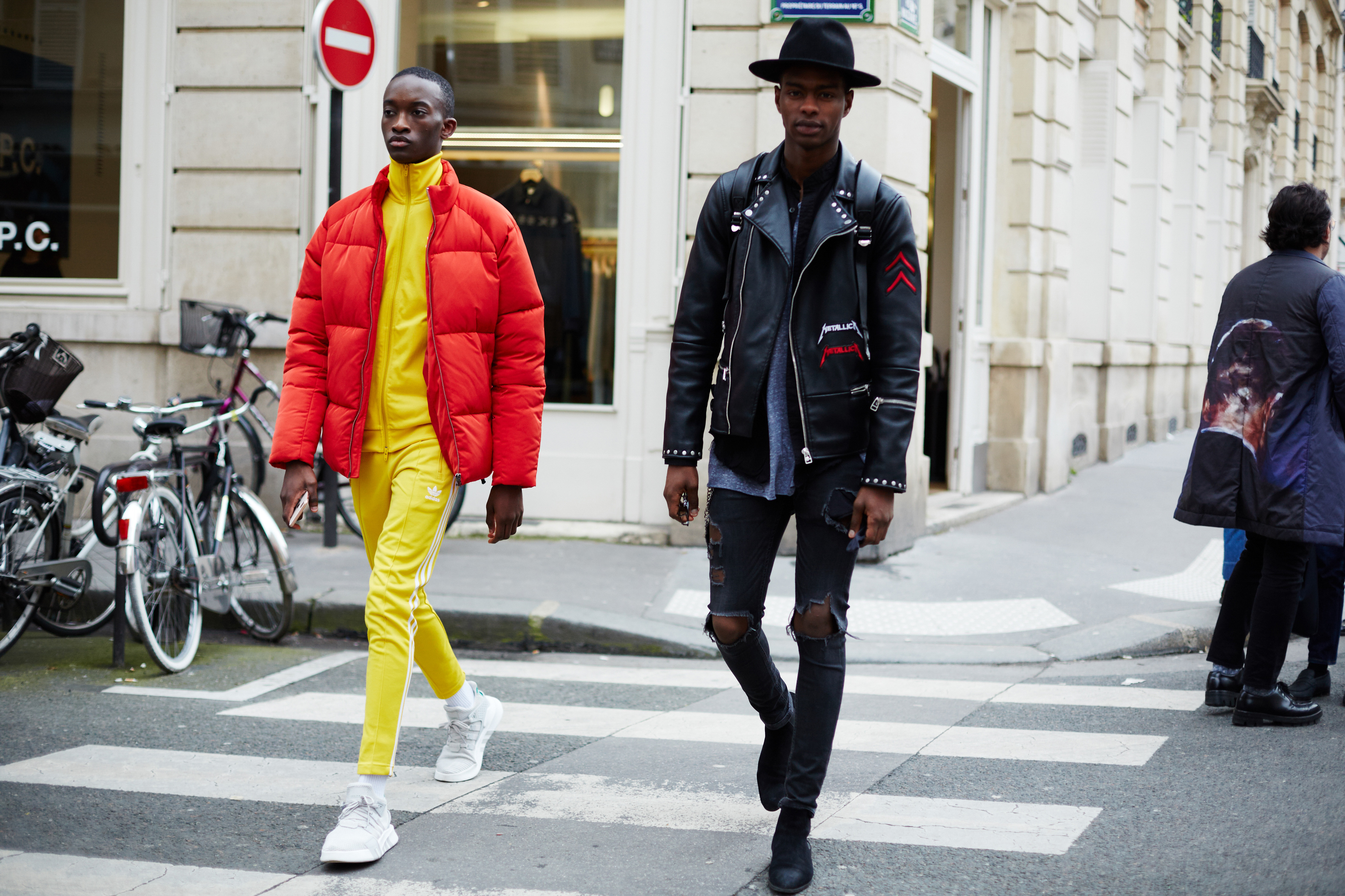 Paris Fashion Week Autumn/Winter 2018/2019 - Street Style - Day 7