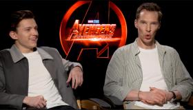 Tom Holland, Benedict Cumberbatch