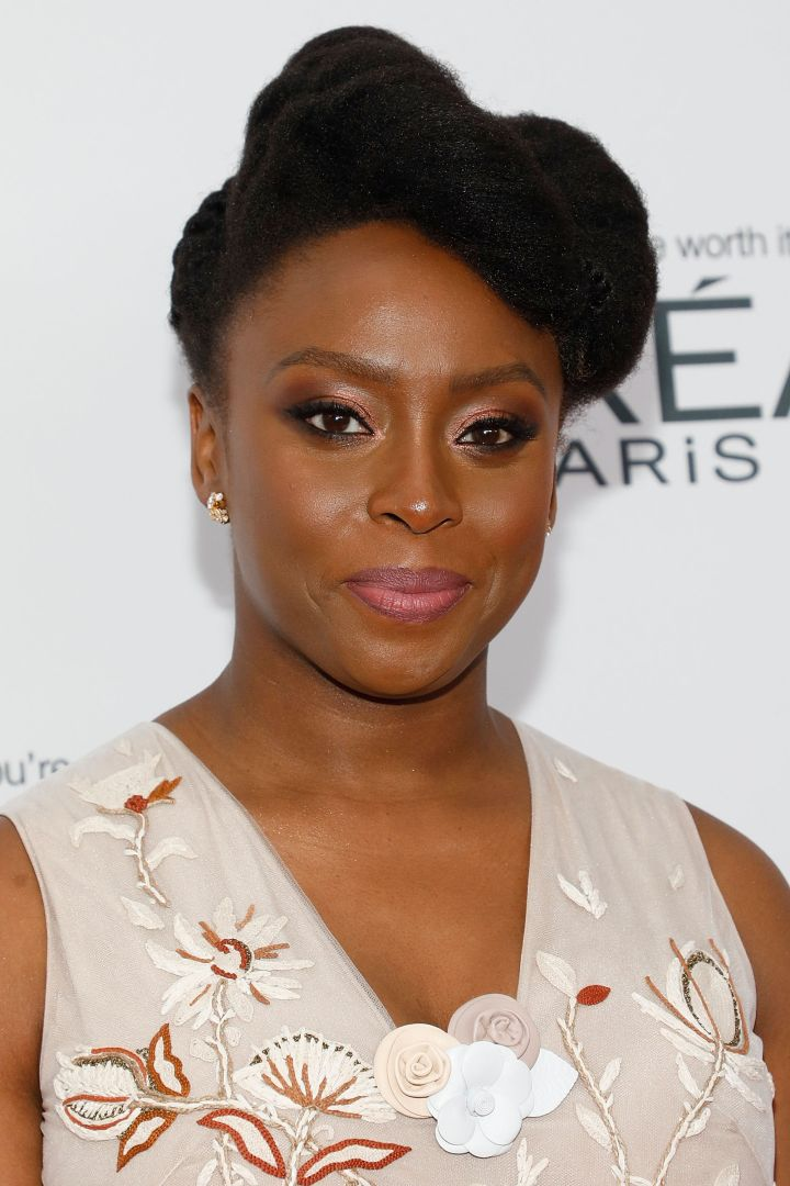 Nigerian Novelist Chimamanda Ngozi Adichie was also born on a Thursday—September 15, 1977.