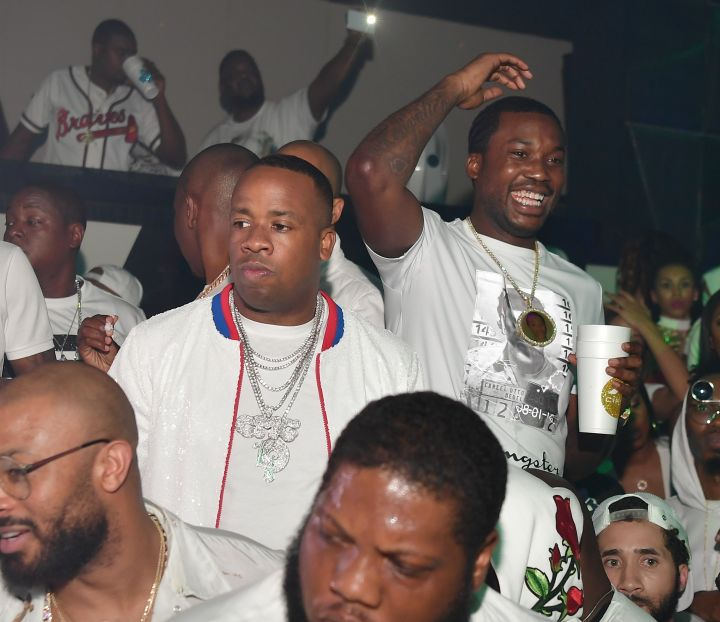 You can be sure that money will be thrown when Meek and Yo Gotti link up.